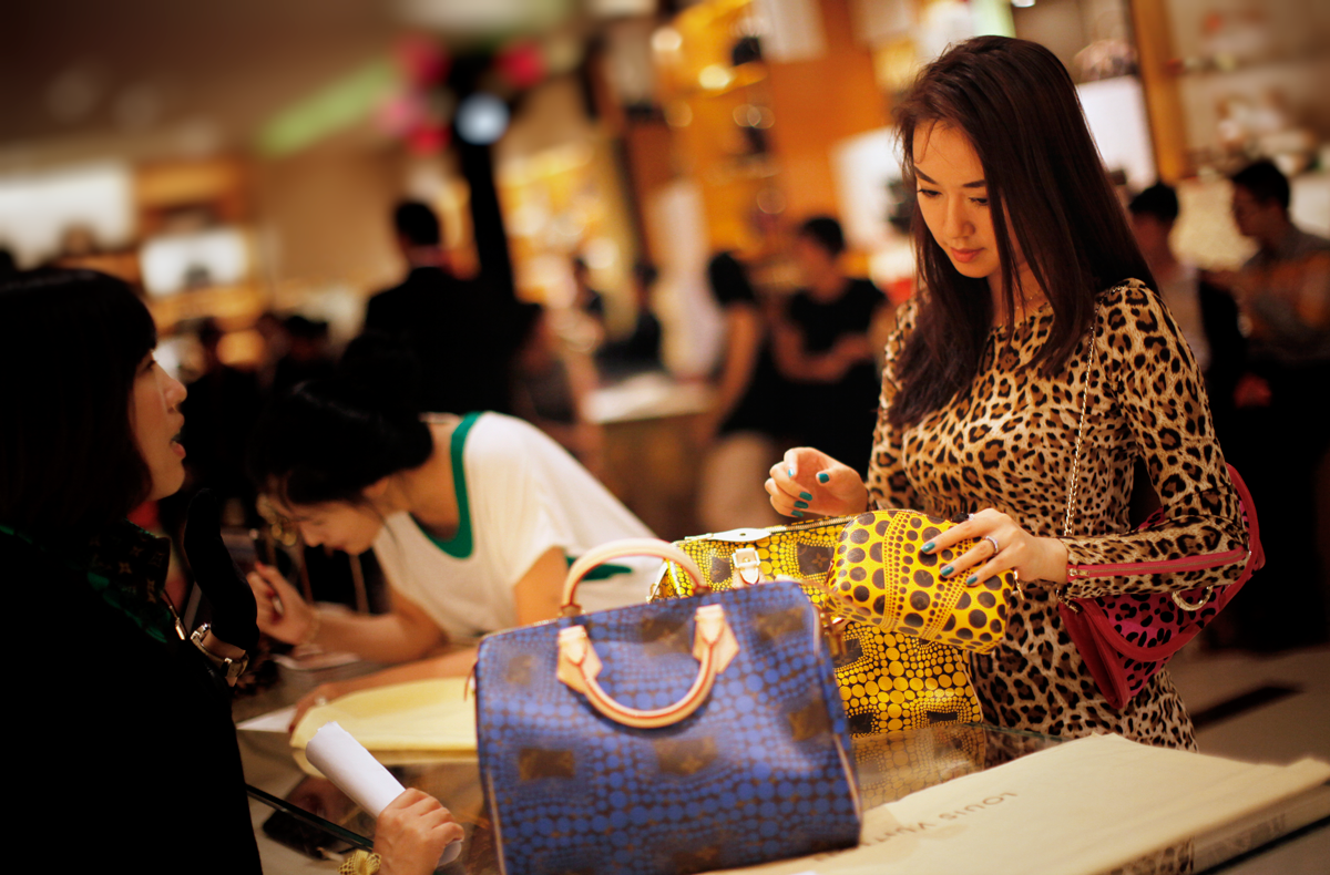 Chinese Luxury Market